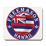Hawaiian Freemason Mousepad