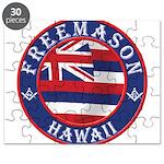 Hawaiian Freemason Puzzle
