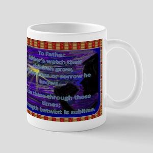 Artist Poetic Fathers (regular size) Mugs