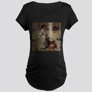 The Magic Circle Maternity Dark T-Shirt