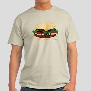 Big Juicy, Hamburger T-Shirt