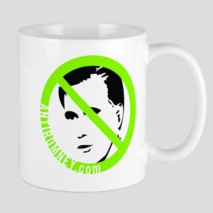 Anti Romney - Green Mug