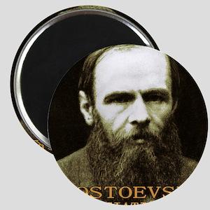 Dostoevsky Appreciation Day Magnet