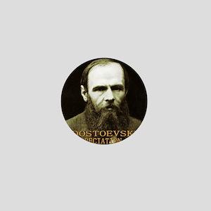 Dostoevsky Appreciation Day Mini Button