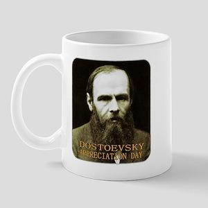 Dostoevsky Appreciation Day Mug