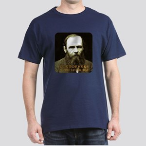 Dostoevsky Appreciation Day Dark T-Shirt