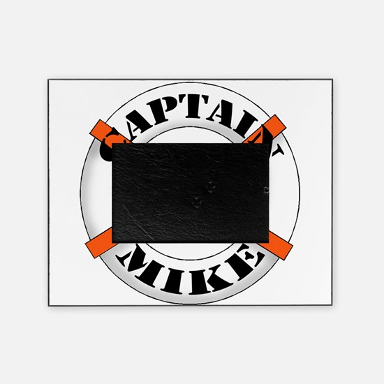 Captain Mike Picture Frame