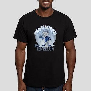 Snow Miser - Mister Ten Below Men's Fitted T-Shirt