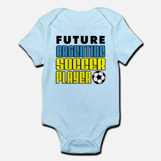 Future Argentine Soccer Player Infant Bodysuit