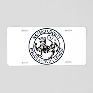 Nc Pal Shotokan Karate Aluminum License Plate