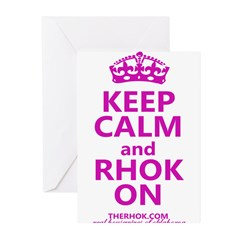 RHOK on Greeting Cards (Pk of 10)