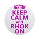 RHOK on Ornament (Round)