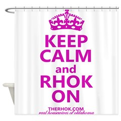 RHOK on Shower Curtain
