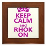 RHOK on Framed Tile