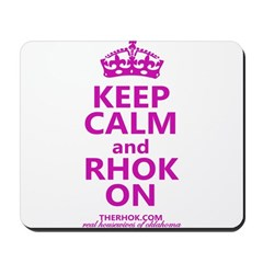 RHOK on Mousepad