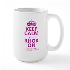 RHOK on Large Mug