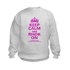 RHOK on Sweatshirt