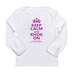 RHOK on Long Sleeve Infant T-Shirt