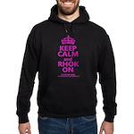 RHOK on Hoodie (dark)