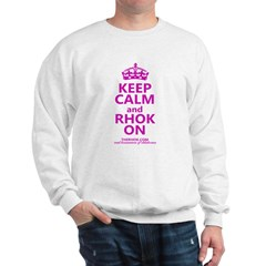 RHOK on Sweatshirt