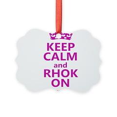 RHOK on Ornament