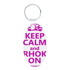 RHOK on Keychains