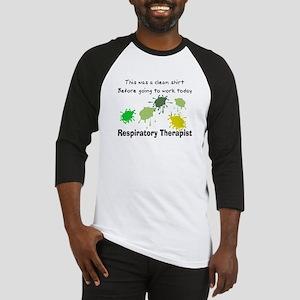 Respiratory Therapist Baseball Jersey