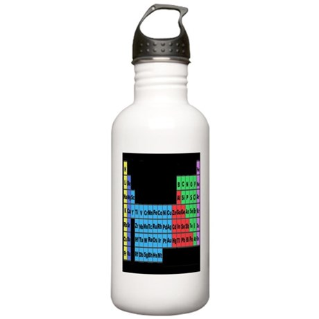 periodic table vertical.PNG Stainless Water Bottle