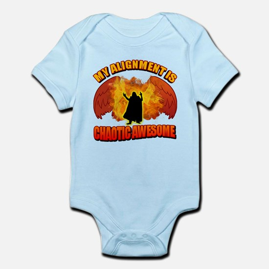 Chaotic Awesome Infant Bodysuit