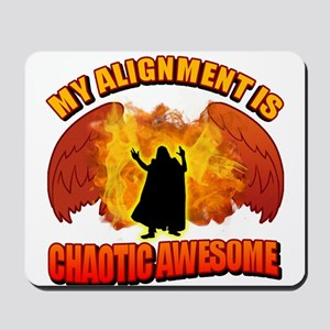 Chaotic Awesome Mousepad