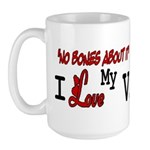 NB_Vizsla Large Mug