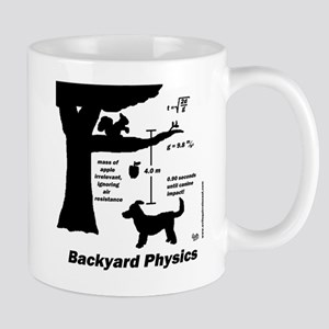 Backyard Physics Mug
