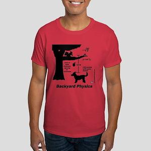 Backyard Physics Dark T-Shirt
