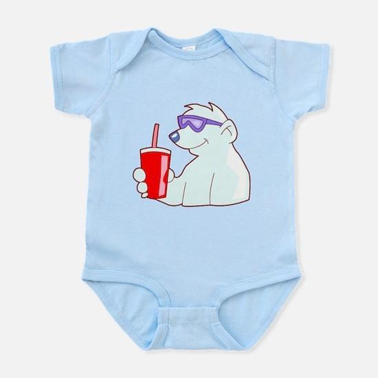 Cool Polar Bear Infant Bodysuit