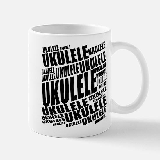 Popular Ukulele Mugs