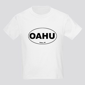 OAHU (Hawaii) Kids T-Shirt