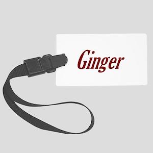 Ginger 2 Large Luggage Tag