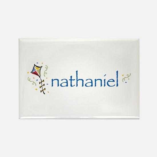 Nathaniel Rectangle Magnet