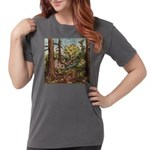 full forest Womens Comfort Colors Shirt