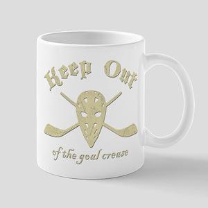 Hockey Goal Crease Mug