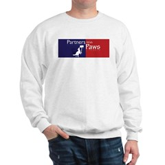Partners With Paws Sweatshirt