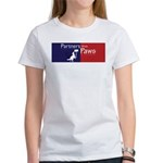 Partners With Paws Women's T-Shirt