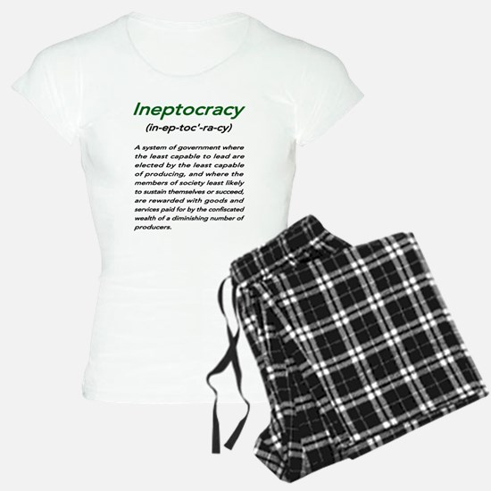 INEPTOCRACY Pajamas