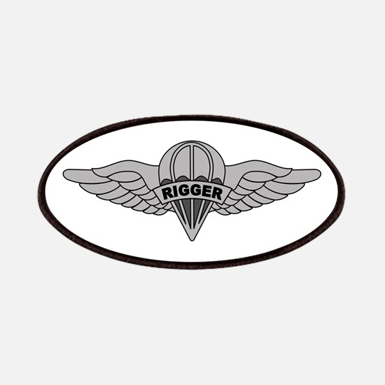 Parachute Rigger Patches