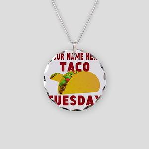 Taco Tuesday Necklace