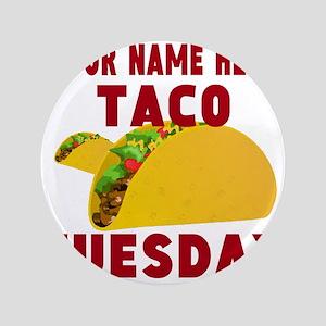 Taco Tuesday Button