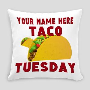 Taco Tuesday Everyday Pillow