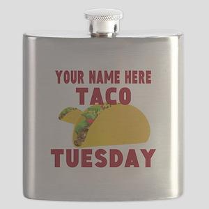 Taco Tuesday Flask