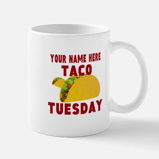 Taco Tuesday Mugs