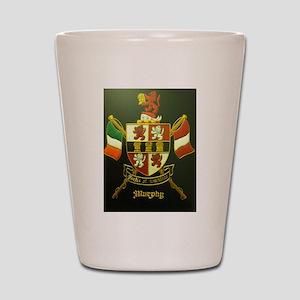 murphy crest Shot Glass